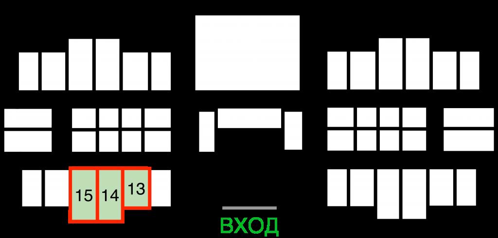 Floor 1 scheme