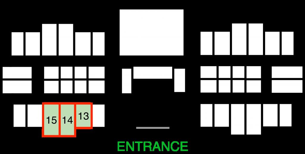 Floor 1 scheme en