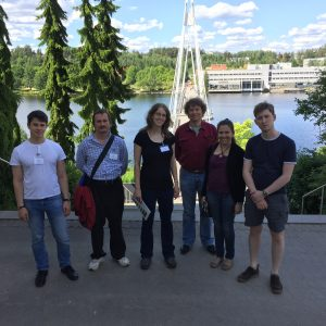 Finnish NMR symposium